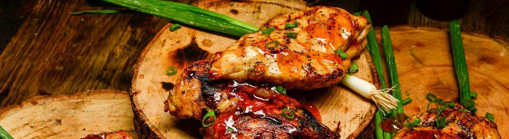 מתכון למעשנת בשר, מתכון לעוף, חזה עוף מנדריני - טרייגר גריל,Traeger Grills מעשנת בשר, שבבי עץ לעישון, גריל בשר וטאבון