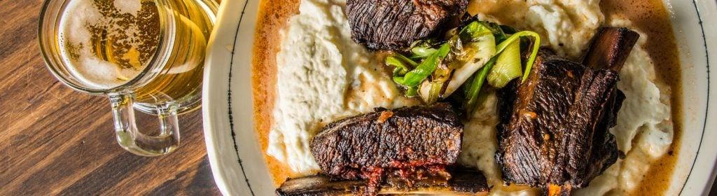 מתכון למעשנת בשר, מתכוני בשר, חומוס עם שפונדרה מעושנת ומנגולד - טרייגר גריל,Traeger Grills מעשנת בשר, שבבי עץ לעישון, גריל בשר וטאבון