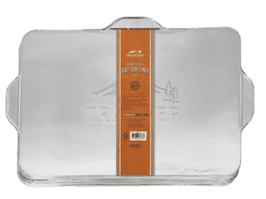 ציפוי אלומיניום חד פעמי למגש איסוף של מעשנה טרייגר גריל דגם טימברליין 850 - טרייגר גריל מעשנות בשר