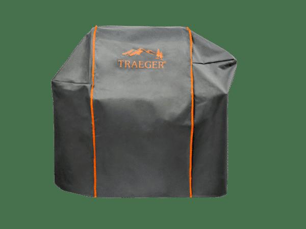 כיסוי למנגל דגם טימברליין 850 - טרייגר גריל מעשנה וגריל בשר