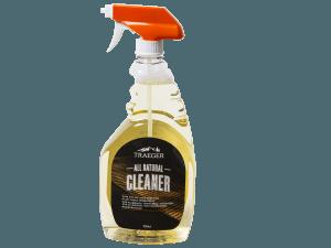 סבון נוזלי מחומרים טבעיים לניקוי מעשנת בשר וגריל בשר של טרייגר גריל - טרייגר גריל מעשנת בשר