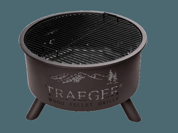 מעשנת בשר וגריל בשר דגם פייר פיט - - טרייגר גריל