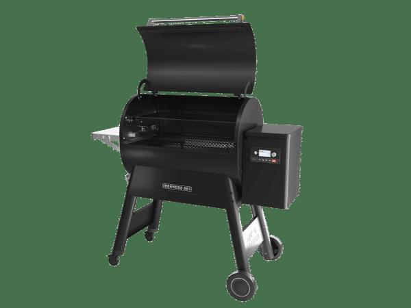 מעשנת בשר וגריל בשר דגם איירונווד 885 - טרייגר גריל