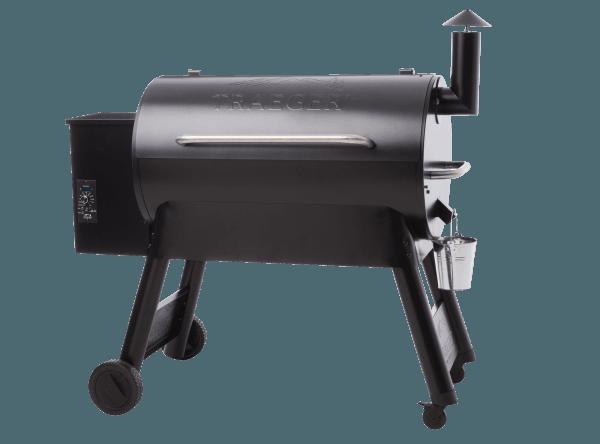 מעשנת בשר וגריל בשר דגם פרו 34 - טרייגר גריל מעשנה וגריל בשר