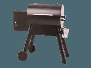 מעשנת בשר וגריל בשר דגם פרו ברונסון - טרייגר גריל מעשנה וגריל בשר