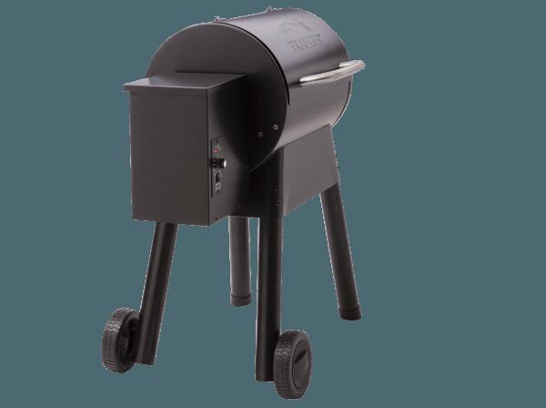 מעשנת בשר וגריל בשר דגם פרו ברונסון - טרייגר גריל מעשנה ושבבי עץ לעישון