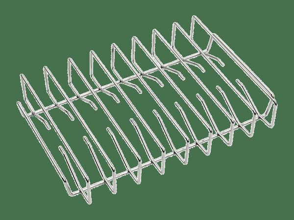 מתקן לעישון וצליית צלעות - טרייגר גריל מעשנת בשר