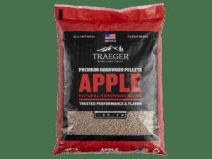 שבבי עץ לעישון בטעם ובניחוח עץ תפוח - טרייגר גריל מעשנה