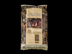 שבבי עץ לעישון  בטעם ובניחוח עצי חורש ורוזמרין - טרייגר גריל מעשנה
