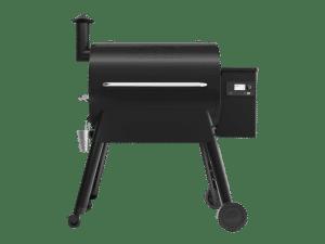 מעשנת בשר וגריל בשר דגם פרו 780 - Traeger Grills, מעשנה, שבבי עץ לעישון, טאבון ואביזרים למנגל
