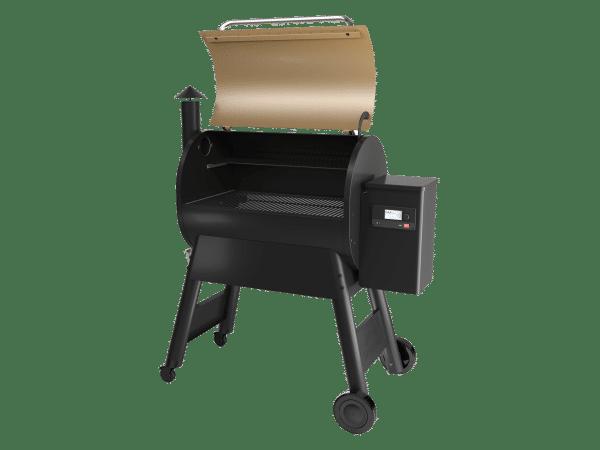 מעשנת בשר וגריל בשר של טרייגר גריל דגם פרו 575 - Traeger Grills, מעשנה, כפיסי עץ, טאבון וכלים למנגל