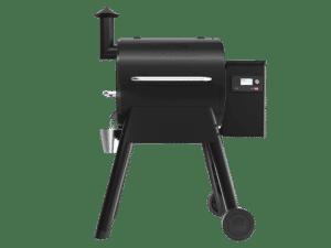 מעשנת בשר וגריל בשר דגם פרו 575 - Traeger Grills, מעשנה, שבבי עץ לעישון, טאבון ואביזרים למנגל