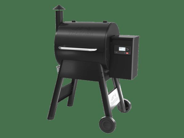"""מעשנת בשר למכירה תוצרת ארה""""ב של חברת טרייגר גריל - דגם פרו 575"""