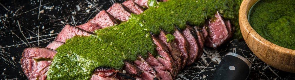 מתכון למעשנת בשר, פיקניאה וצ'ימיצ'ורי – טרייגר, מעשנת בשר וכלים למנגל