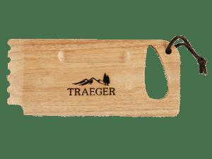 מגרדת מעץ לרשתות הגריל - טרייגר גריל, מעשנת בשר, טאבון, שבבי עץ לעישון, כלים למנגל ואביזרים למנגל