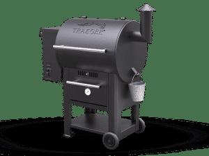 מעשנת בשר וגריל בשר דגם Traeger Century 22 של חברת טרייגר גריל המומחים בייצור ושיווק של מעשנות בשר,שבבי עת לעישון, כלים למנגל ואביזרים למנגל.