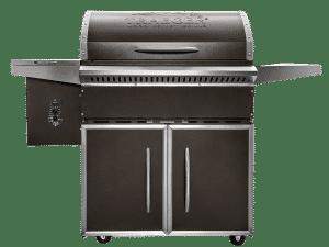 מעשנת בשר וגריל בשר דגם Traeger Selectx של חברת טרייגר גריל המומחים בייצור ושיווק של מעשנות בשר,שבבי עת לעישון, כלים למנגל ואביזרים למנגל