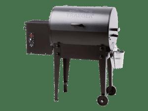 מעשנת בשר וגריל בשר דגם raeger Selectx של חברת טרייגר גריל המומחים בייצור ושיווק של מעשנות בשר,שבבי עת לעישון, כלים למנגל ואביזרים למנגל.