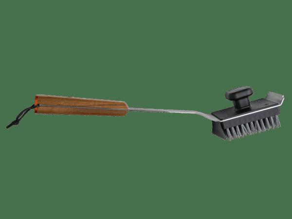 מברשת בטיחותית לניקוי רשתות מעשנה, Traeger Grills כלים למנגל ואביזרים למנגל
