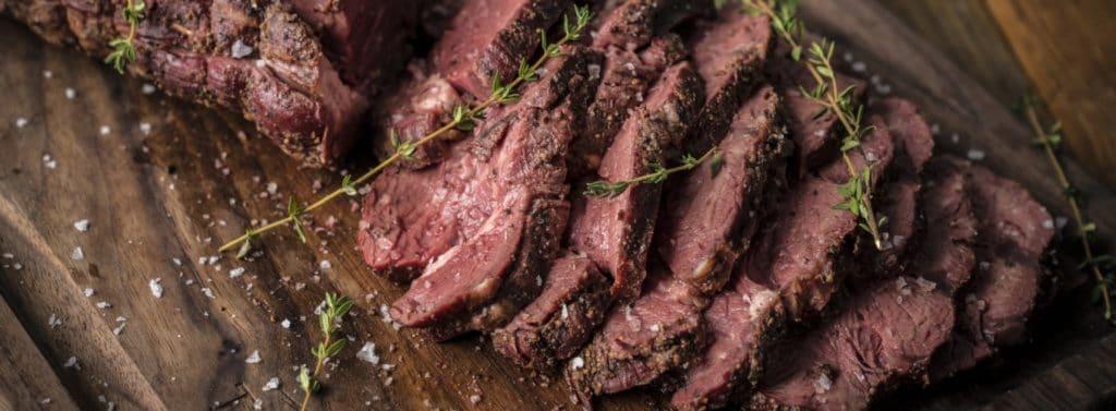 מתכון למעשנת בשר, פילה בקר מעושן – טרייגר, גריל, מעשנת פלט וכלים למנגל