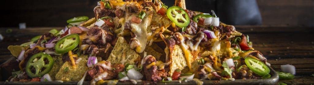 מתכון למעשנת בשר, נאצ'וס בריסקט - Traeger Grills המעשנות הטובה בעולם